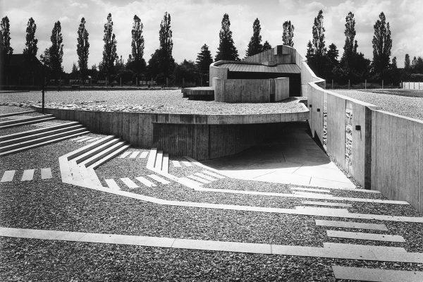 Versöhnungskirche in der KZ-Gedenkstätte Dachau 1967
